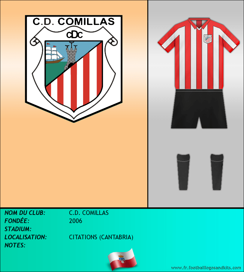 Logo de C.D. COMILLAS