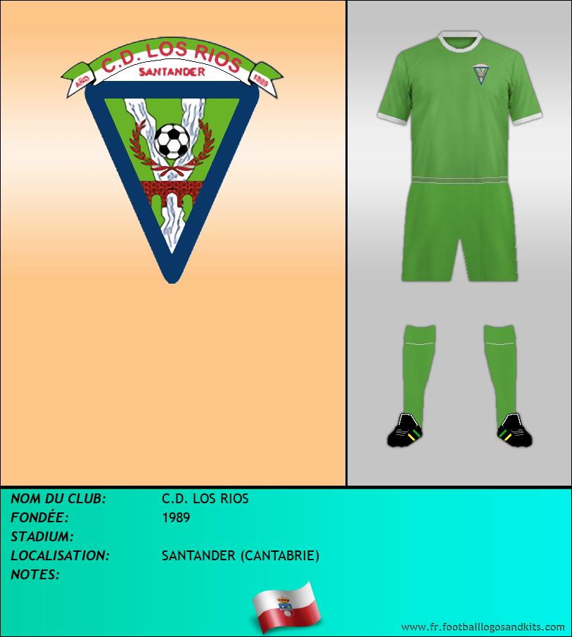 Logo de C.D. LOS RIOS