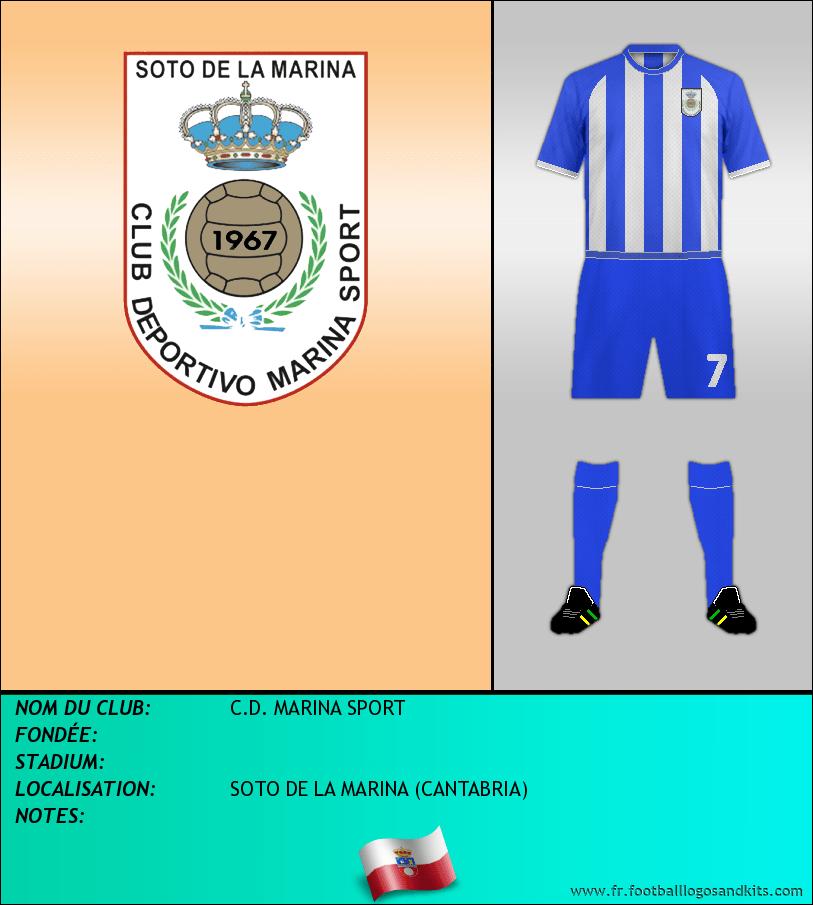 Logo de C.D. MARINA SPORT