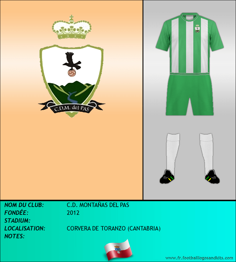 Logo de C.D. MONTAÑAS DEL PAS
