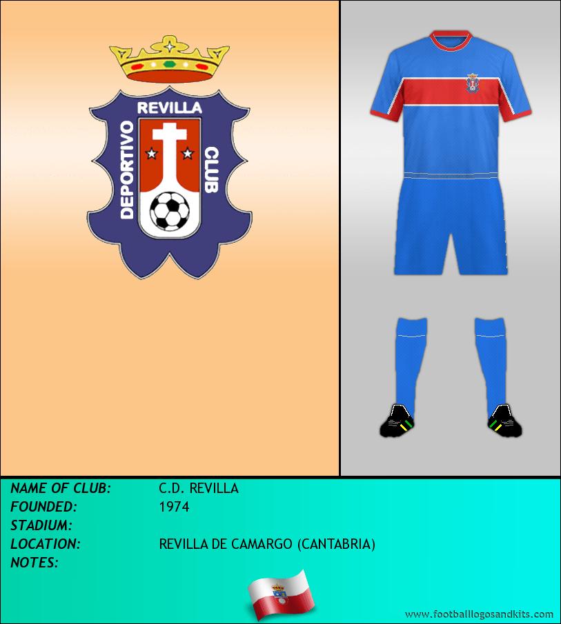 Logo of C.D. REVILLA