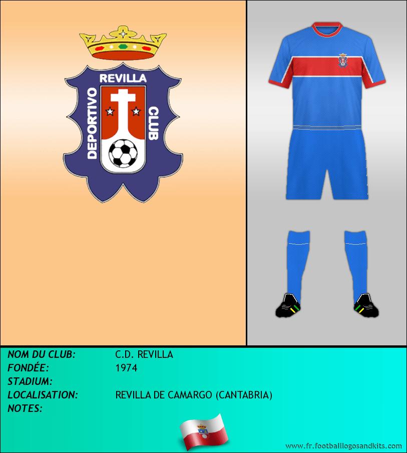 Logo de C.D. REVILLA