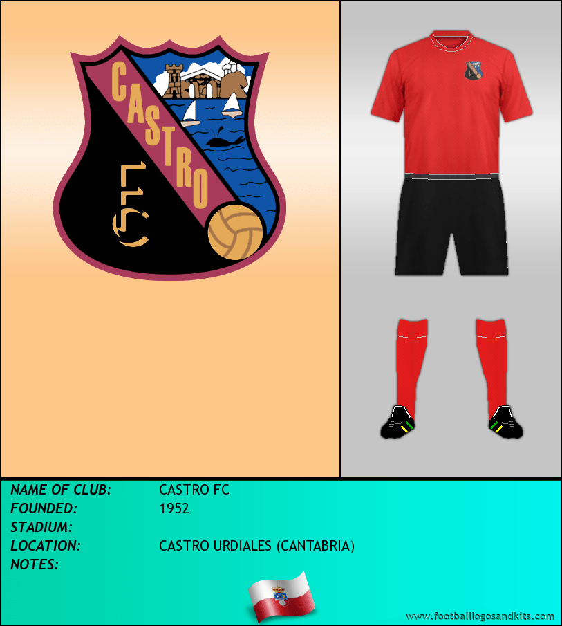 Logo of CASTRO FC