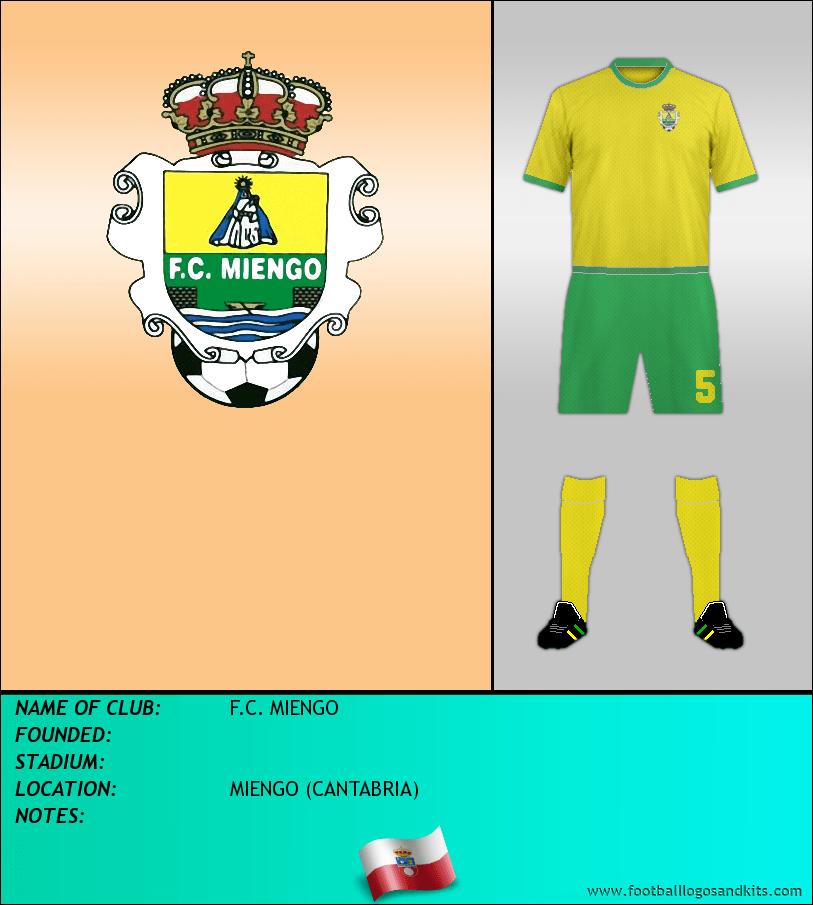 Logo of F.C. MIENGO