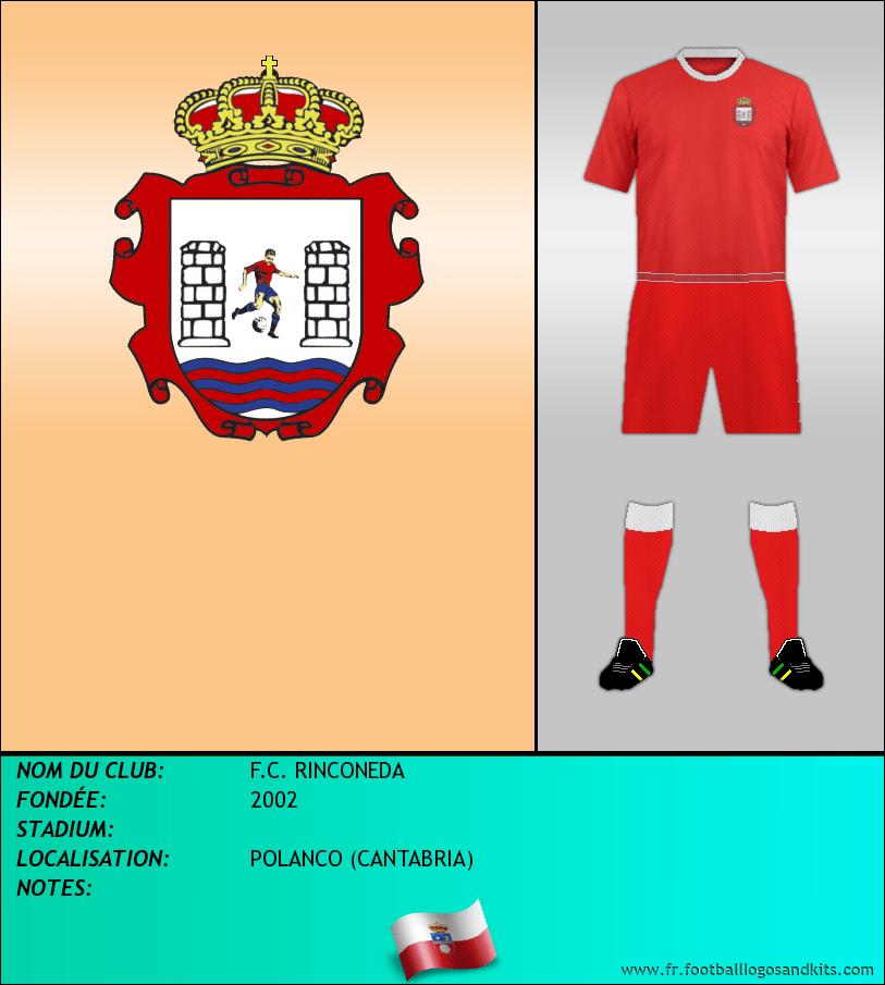 Logo de F.C. RINCONEDA