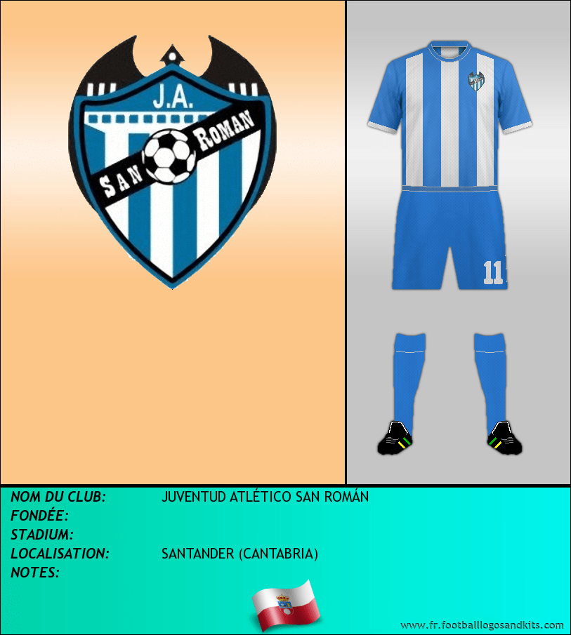 Logo de JUVENTUD ATLÉTICO SAN ROMÁN