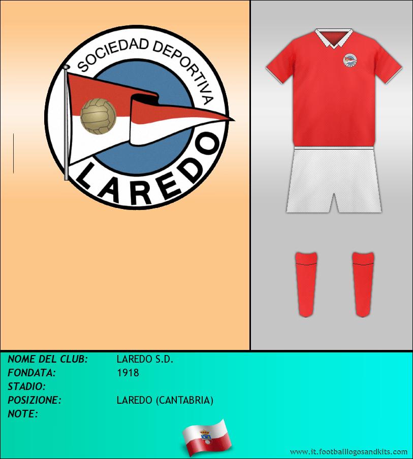 Logo di LAREDO S.D.