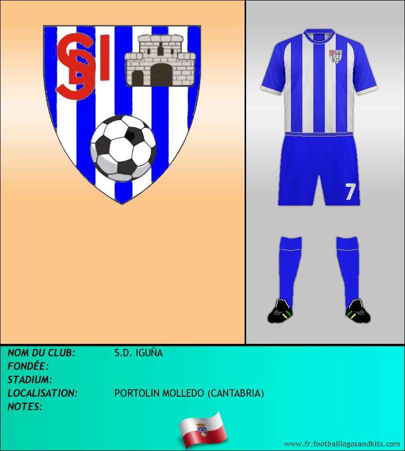 Logo de S.D. IGUÑA