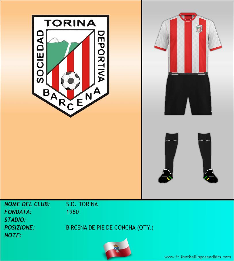 Logo di S.D. TORINA