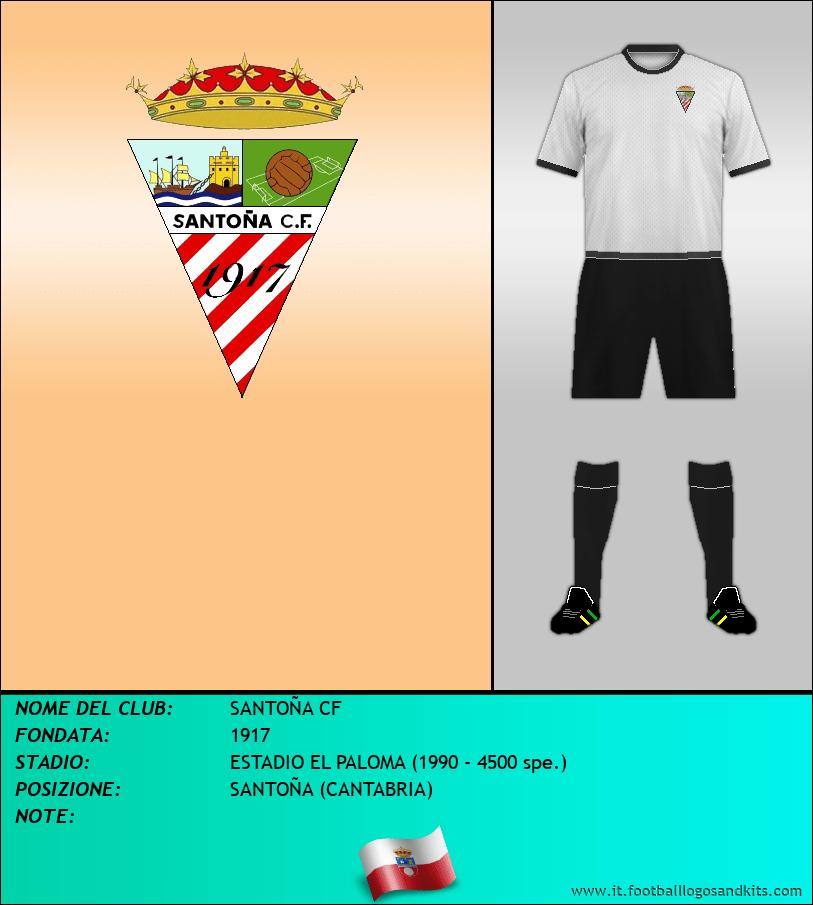 Logo di SANTOÑA CF