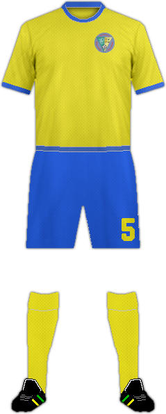 Kit SPORTING TORRENUEVA DEPORTIVO
