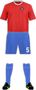 Kit SPORTING DE ALCÁZAR
