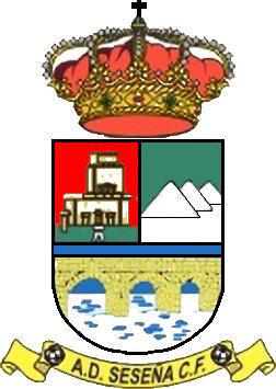Logo of A.D. SESEÑA C.F. (CASTILLA LA MANCHA)