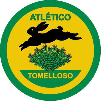 Logo of ATLÉTICO TOMELLOSO (CASTILLA LA MANCHA)