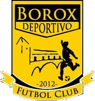 Logo de BOROX DEPORTIVO F.C. (CASTILLA LA MANCHA)