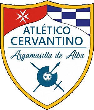 Logo of C.D. ATLÉTICO CERVANTINO (CASTILLA LA MANCHA)