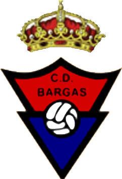 のロゴC.D. BARGAS (カスティーリャ ・ ラ ・ マンチャ)