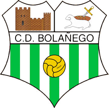 Logo of C.D. BOLAÑEGO (CASTILLA LA MANCHA)