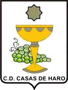Logo de C.D. CASAS DE HARO (CASTILLA LA MANCHA)
