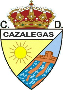 のロゴC.D. CAZALEGAS (カスティーリャ ・ ラ ・ マンチャ)