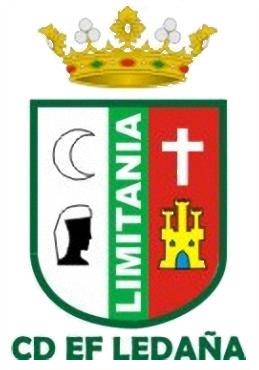 Logo C.D. E.F. LEDAÑA (KASTILIEN-LA MANCHA)