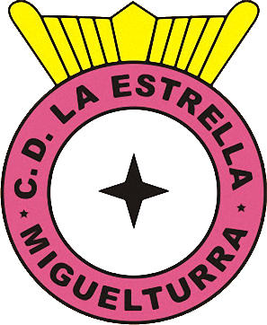 Logo of C.D. LAS ESTRELLA (CASTILLA LA MANCHA)