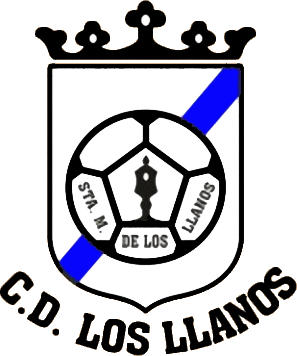 Logo of C.D. LOS LLANOS (CASTILLA LA MANCHA)