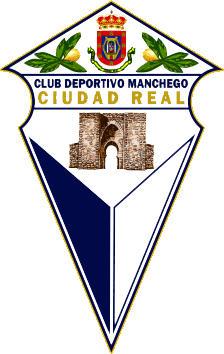 Logo of C.D. MANCHEGO CIUDAD REAL (CASTILLA LA MANCHA)