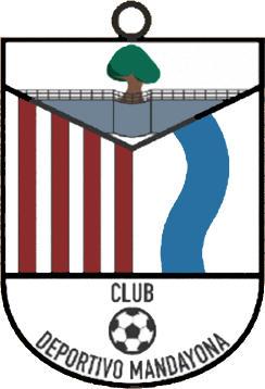 Logo de C.D. MANDAYONA (CASTILLA LA MANCHA)