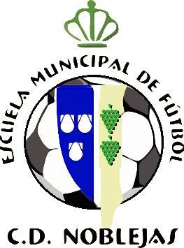 Logo of C.D. NOBLEJAS (CASTILLA LA MANCHA)