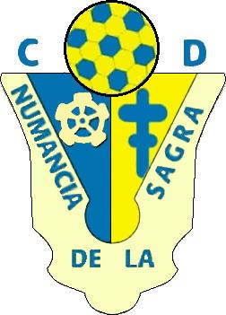 Logo of C.D. NUMANCIA DE LA SAGRA (CASTILLA LA MANCHA)