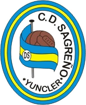 Logo of C.D. SAGREÑO (CASTILLA LA MANCHA)