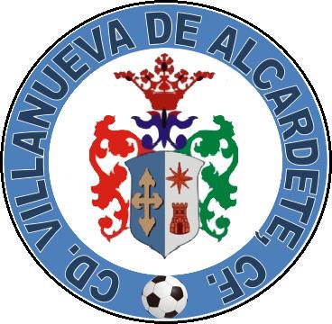 Logo of C.D. VILLANUEVA DE ALCARDETE, C.F. (CASTILLA LA MANCHA)
