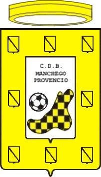 Logo of C.D.B. MANCHEGO PROVENCIO (CASTILLA LA MANCHA)