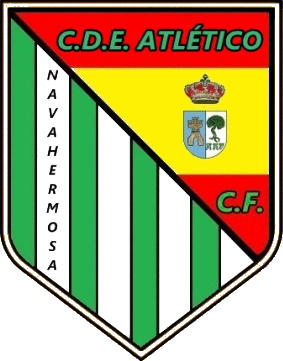 Logo de C.D.E. ATLÉTICO NAVAHERMOSA (CASTILLA LA MANCHA)