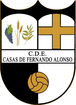 Logo de C.D.E. CASAS DE FERNANDO ALONSO (CASTILLA LA MANCHA)