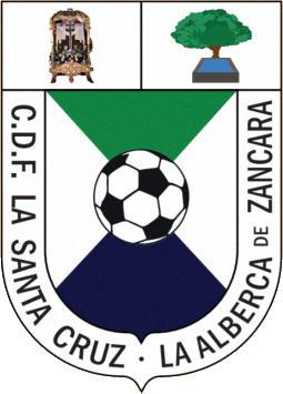 Logo of C.D.F. LA SANTA CRUZ (CASTILLA LA MANCHA)