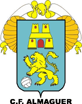 Logo of C.F. ALMAGUER (CASTILLA LA MANCHA)
