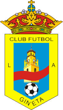 Logo de C.F. LA GINETA (CASTILLA LA MANCHA)