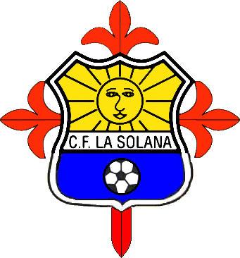 Logo de C.F. LA SOLANA (CASTILLA LA MANCHA)