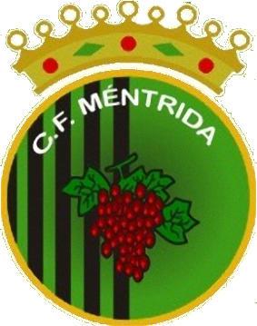 Logo of C.F. MÉNTRIDA (CASTILLA LA MANCHA)