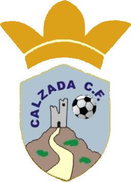 Logo of CALZADA C.F. (CASTILLA LA MANCHA)