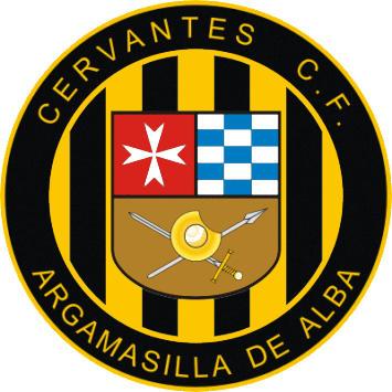 Logo of CERVANTES C.F. (CASTILLA LA MANCHA)
