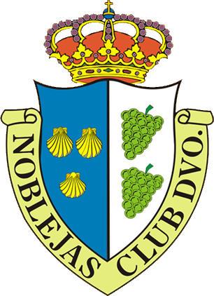 Logo of NOBLEJAS C.D. (CASTILLA LA MANCHA)