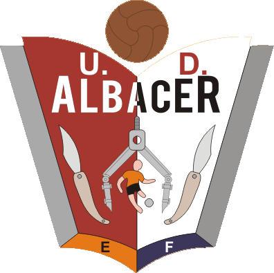 Logo of U.D. ALBACER E.F. (CASTILLA LA MANCHA)
