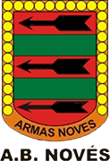 のロゴA. B. NOVES。