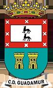 标志C.D.GUADAMUR
