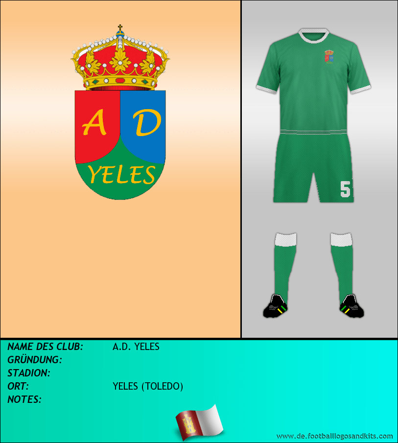 Logo A.D. YELES