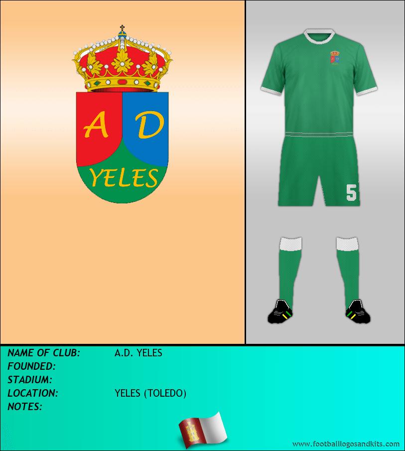 Logo of A.D. YELES