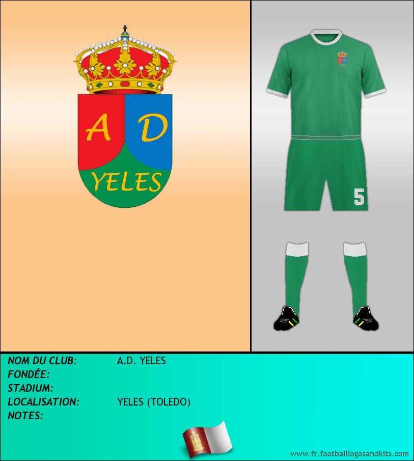 Logo de A.D. YELES